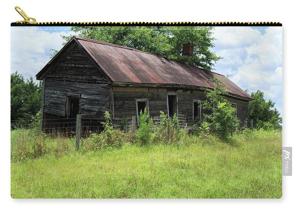 Farmhouse Abandoned Carry-all Pouch
