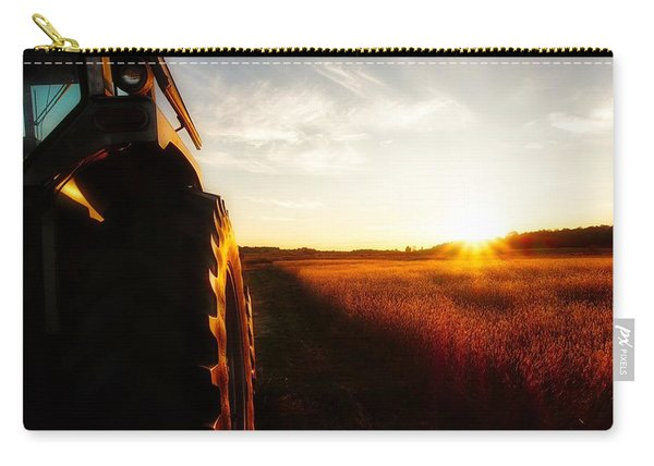 Farming Until Sunset Carry-all Pouch
