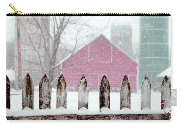 Farmline Christmas Carry-all Pouch