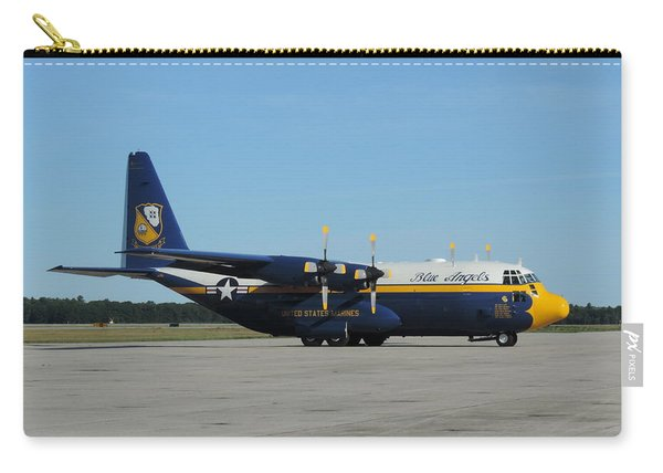 Fat Albert Visits Maine  Carry-all Pouch