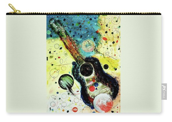 Carry-all Pouch featuring the mixed media Favorites by Michael Lucarelli