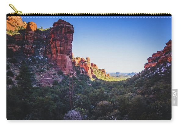 Fay Canyon Vista Carry-all Pouch