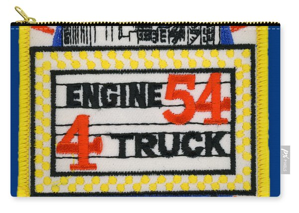 F.d.n.y. - Engine 54, Ladder 4, Fire Department New York  Carry-all Pouch