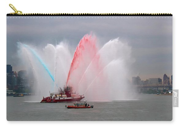 Fdny Water Cannon Carry-all Pouch