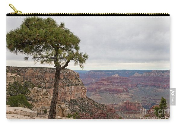 Fearless Tree Carry-all Pouch