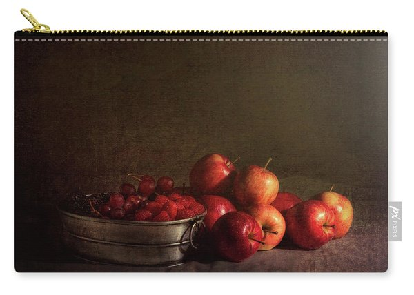Feast Of Fruits Carry-all Pouch