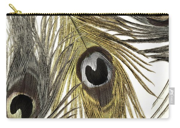 Feather Fashion Carry-all Pouch