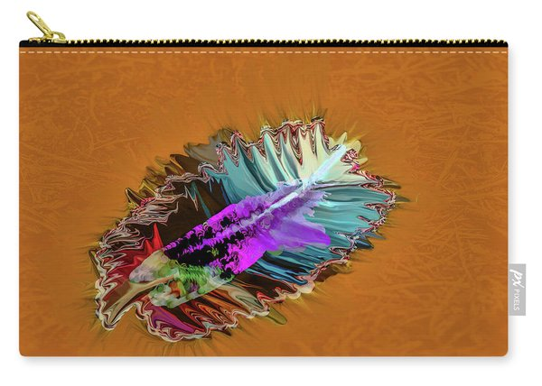 Feather #h8 Carry-all Pouch