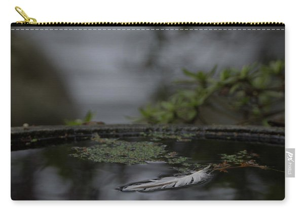 A Feeling Of Floating Weightlessly Carry-all Pouch
