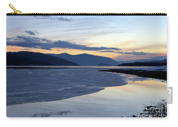 February At Dusk 5 Carry-all Pouch