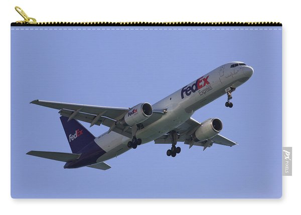 Fedex 757  Carry-all Pouch