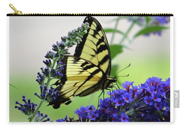 Feeding From A Nectar Plant Carry-all Pouch
