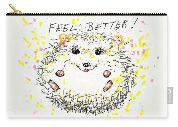 Feel Better Carry-all Pouch