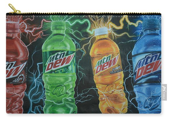 Feel The Dew Carry-all Pouch