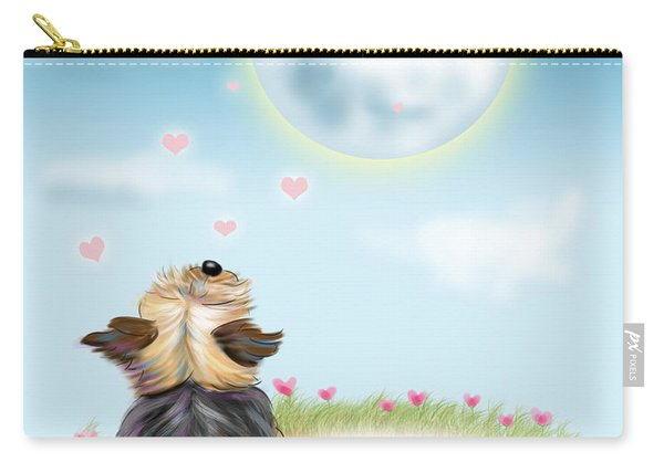 Feeling Love Carry-all Pouch