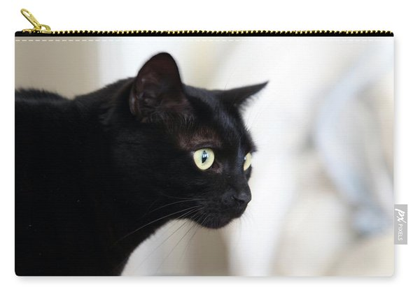 Feline On The Prowl Carry-all Pouch
