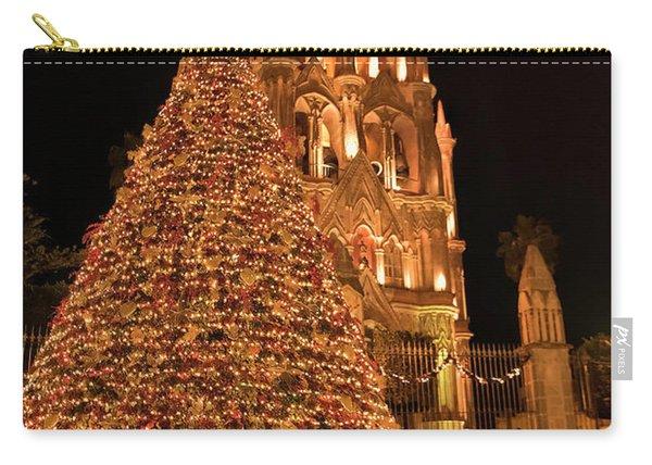 Feliz Navidad Carry-all Pouch