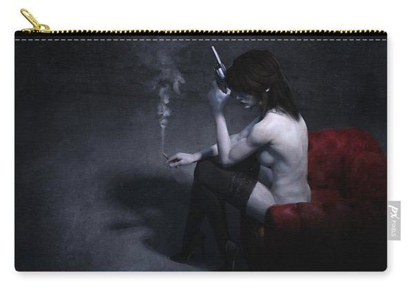 Femme Fatale Carry-all Pouch