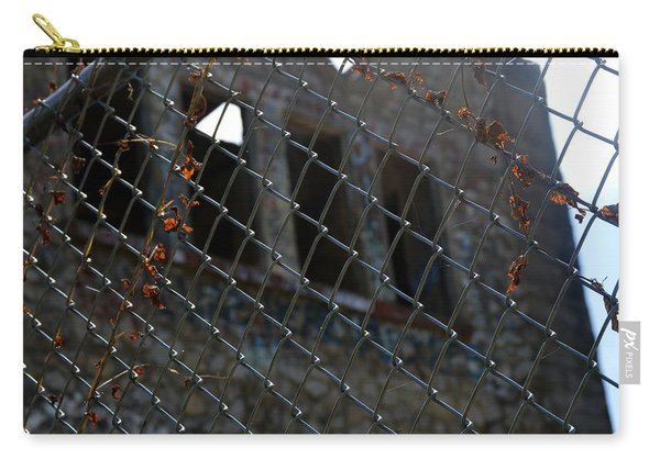 Fenced In Carry-all Pouch