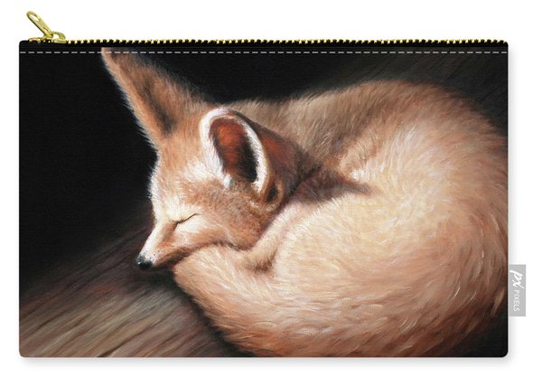 Fennec Fox Carry-all Pouch