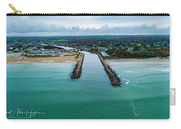Fenway Beach Breakwater Carry-all Pouch
