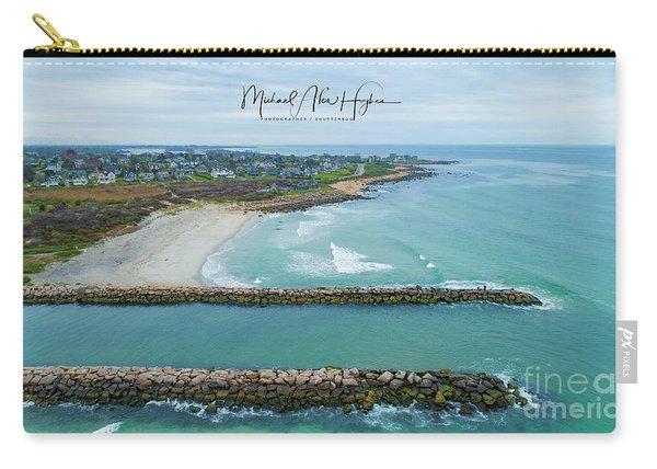 Fenway Beach, Weekapaug Carry-all Pouch