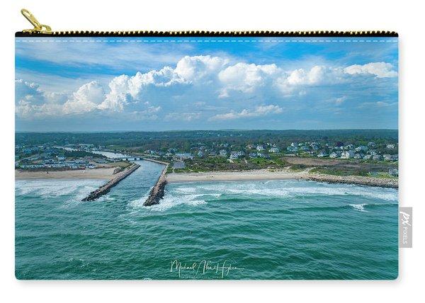 Fenway Beach, Weekapaug,ri Carry-all Pouch