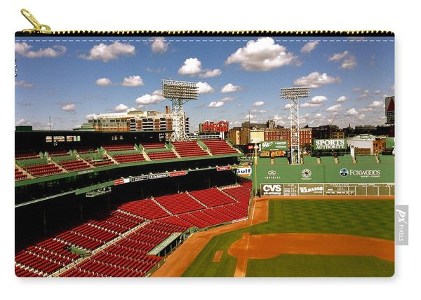 Fenway Park Iv  Fenway Park  Carry-all Pouch