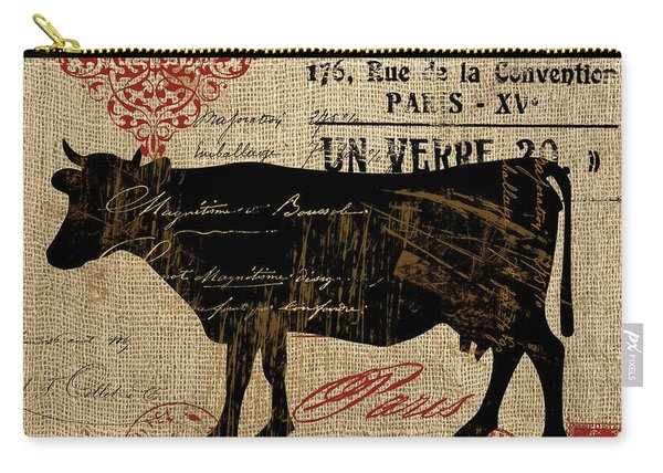 Ferme Farm Cow Carry-all Pouch