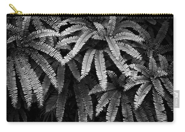 Fern And Shadow Carry-all Pouch