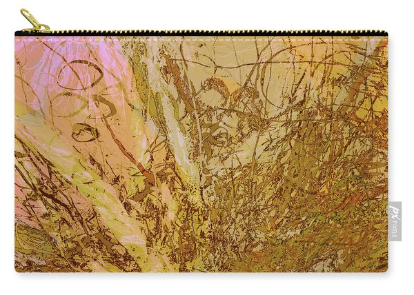 Fern Series 32 Bubbles Rise Carry-all Pouch