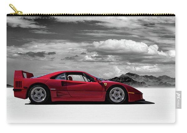 Ferrari F40 Carry-all Pouch