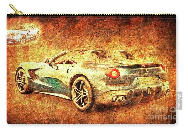 Ferrari F60 America 2 Carry-all Pouch