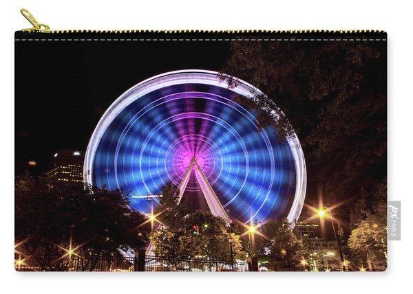 Ferris Wheel At Centennial Park 2 Carry-all Pouch
