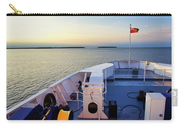 Ferry On Carry-all Pouch
