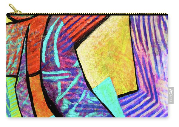Festooned Carry-all Pouch