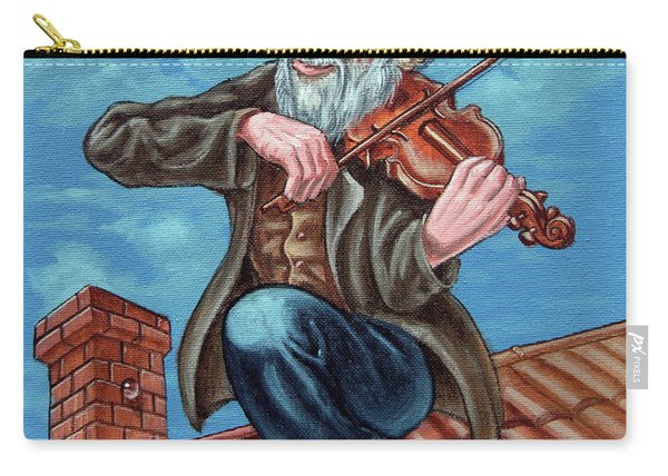 Fiddler On The Roof. Op2608 Carry-all Pouch