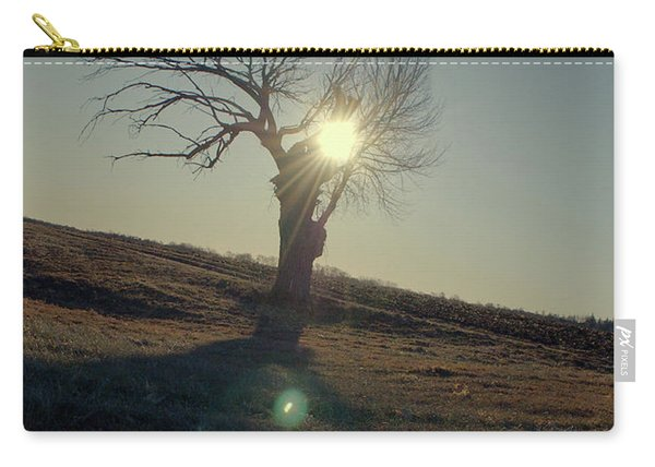 Field And Tree Carry-all Pouch
