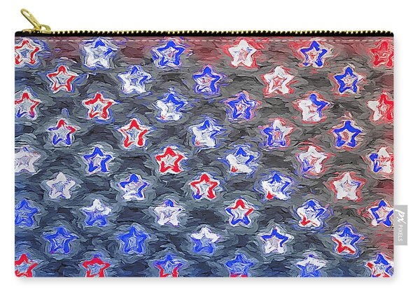 Field Of Stars - The 50 States Carry-all Pouch
