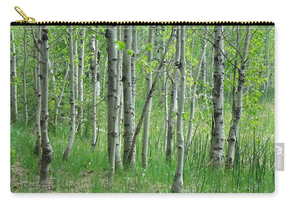 Field Of Teens Carry-all Pouch