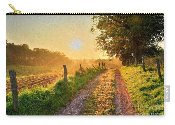 Field Road Carry-all Pouch