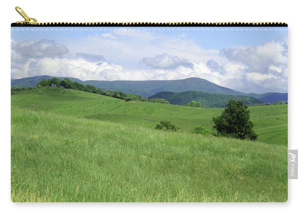 Fields And Hills  Carry-all Pouch
