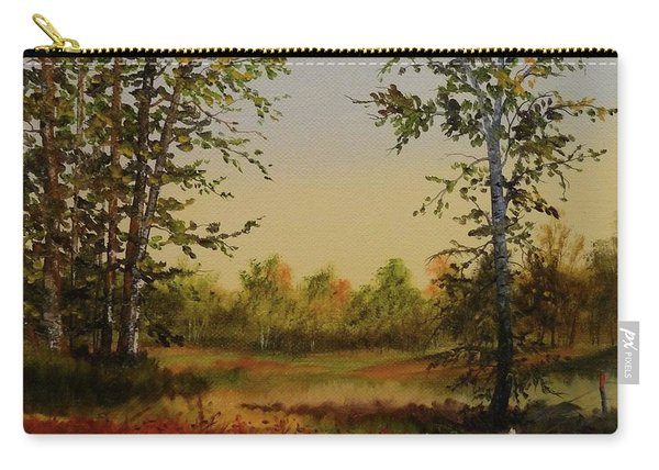 Fields And Trees Carry-all Pouch
