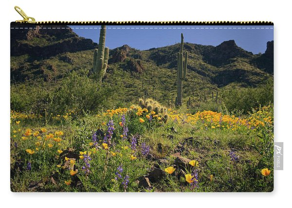 Fields Of Glory Carry-all Pouch