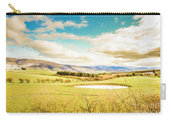 Fields Of Plenty Carry-all Pouch