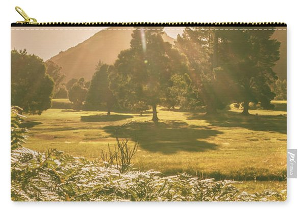 Fields Of Springtime Carry-all Pouch