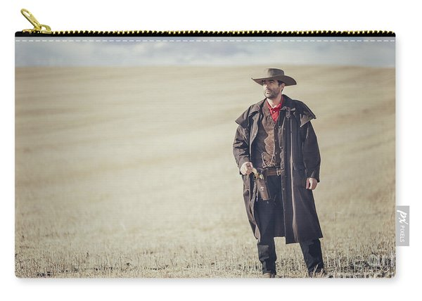 Fields Of Yesterday Carry-all Pouch