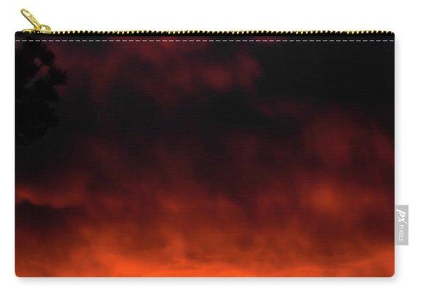 Fiery Sky Carry-all Pouch