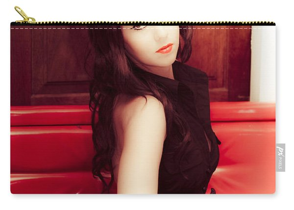 Fifties Retro Diner Carry-all Pouch