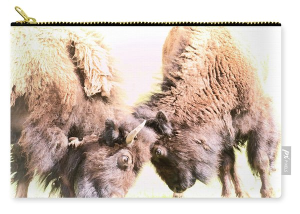Fighting Bulls Carry-all Pouch